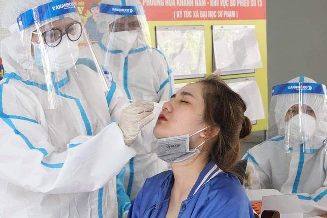 Bắc Giang: Phát sinh thêm 91 ca dương tính với SARS-CoV-2 - ảnh 1