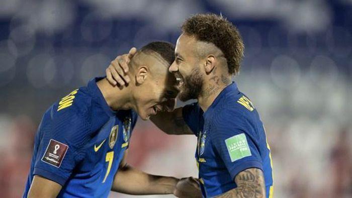 World Cup 2022: Brazil giành điểm tuyệt đối, Argentina rơi chiến thắng - ảnh 1
