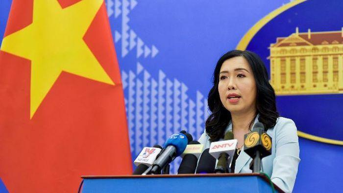 Yêu cầu Đài Loan hủy bỏ các hoạt động diễn tập bắn đạn thật ở đảo Ba Bình - ảnh 1