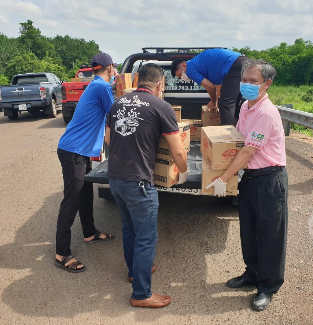 Hỗ trợ nguồn lực giúp Campuchia phòng chống dịch Covid-19 - ảnh 1