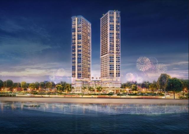 """Ra mắt căn hộ mặt biển phong cách """"nghỉ dưỡng 4.0"""" tại Hạ Long"""