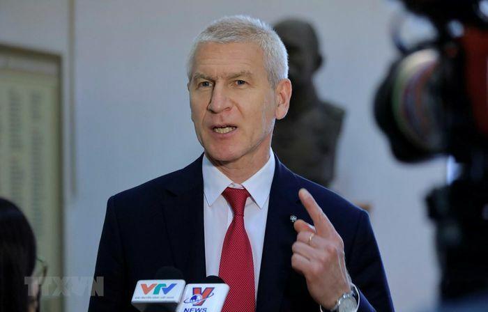 EURO 2020: Nga khẳng định ''biên giới rộng mở để đón người hâm mộ'' - ảnh 1