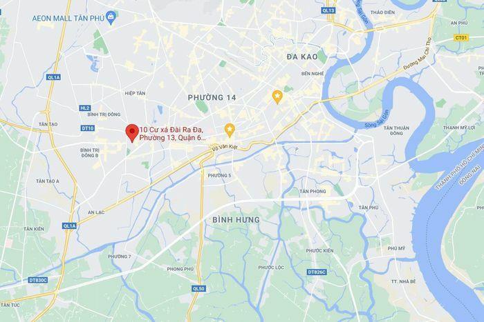 TP.HCM tìm người từng đến Bách Hóa Xanh và quán Bếp cô Huệ ở quận 6 - ảnh 1