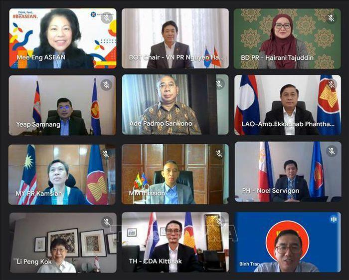 Việt Nam chủ trì cuộc họp Hội đồng Ủy thác Quỹ ASEAN - ảnh 1