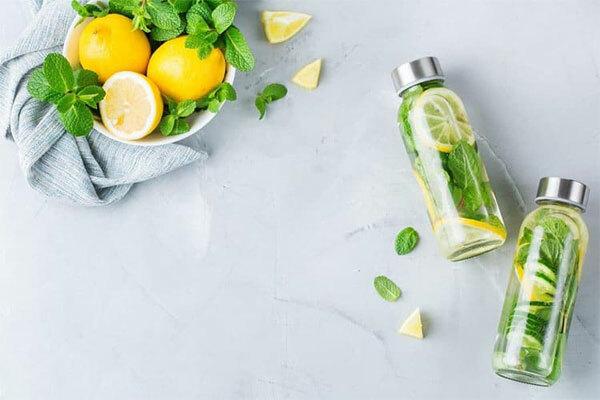 7 loại nước chanh detox tốt nhất: Giúp da dẻ trắng mịn, bụng gọn eo thon chẳng gợn mỡ thừa