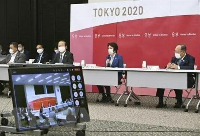 Nhật Bản khẳng định khó lùi thời gian tổ chức Olympic Tokyo 2020 - ảnh 1