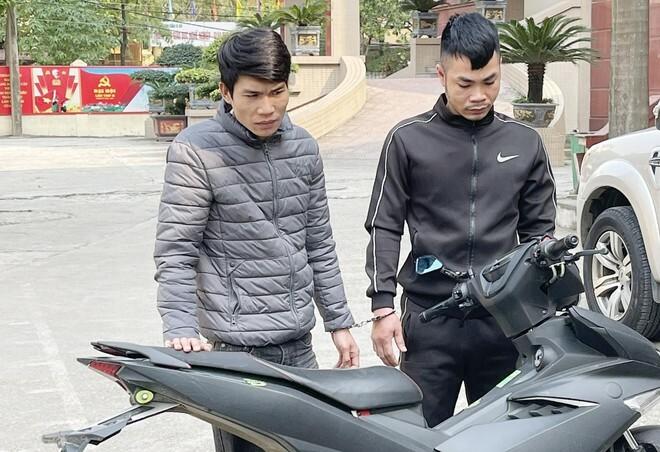 Công an quận Nam Từ Liêm thông báo tìm bị hại trong 5 vụ cướp giật tài sản - ảnh 1