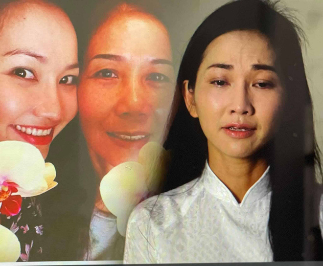 Kim Hiền: Nhớ, đau và nước mắt nuốt vào trong trong ngày đặc biệt - ảnh 1