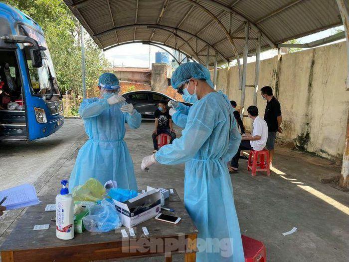 Bình Dương thông tin ca nghi nhiễm là tài xế siêu thị Nguyễn Kim