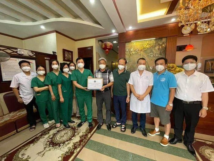Thứ trưởng Bộ Y tế động viên thầy trò các trường y dược chi viện cho Bắc Giang