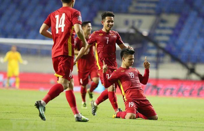 Đội tuyển Việt Nam nhận thưởng 4 tỷ đồng sau thắng lợi trước Malaysia - ảnh 1