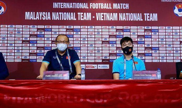HLV Park Hang-seo tin tưởng sự chuẩn bị của ĐT Việt Nam - ảnh 1