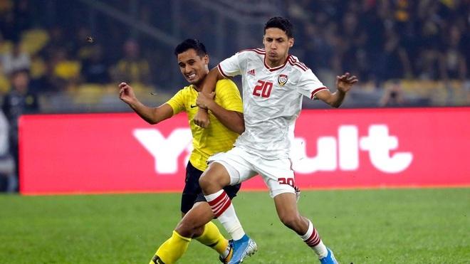 Thái Lan và UAE giành 3 điểm để nuôi hy vọng tại vòng loại World Cup?