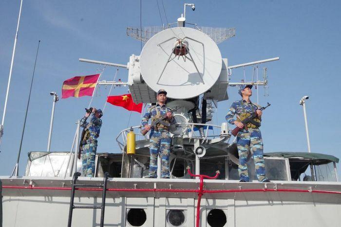 Xây dựng Lữ đoàn tàu chiến đấu chống ngầm chính quy hiện đại - ảnh 1