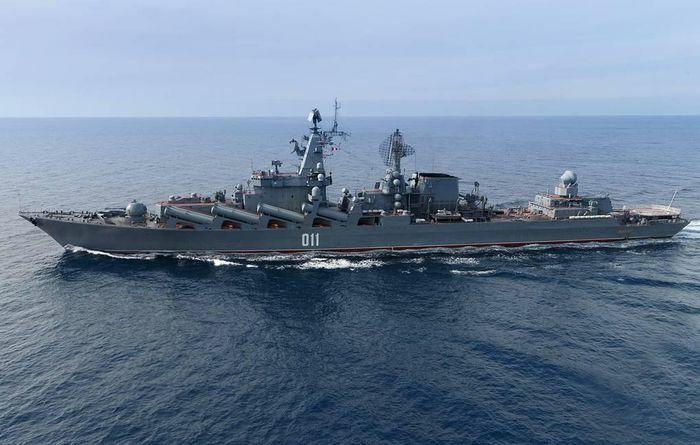 20 tàu chiến của Nga tập trận quy mô lớn ở Thái Bình Dương - ảnh 1