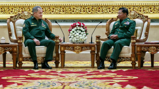 Tổng tư lệnh Myanmar: Nga giúp chúng tôi thành quân đội mạnh nhất khu vực