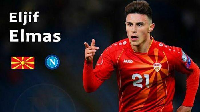 """EURO 2020: Elif Elmas – """"Viên kim cương"""" của Bắc Macedonia"""