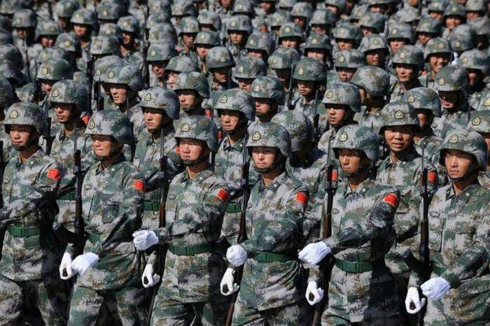 Trung Quốc ra luật bảo vệ danh dự binh sĩ để tăng sức chiến đấu của quân đội - ảnh 1