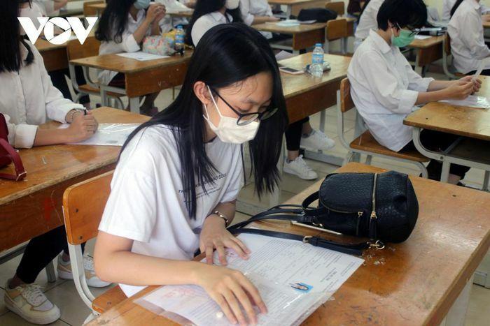 Thi vào lớp 10: Những lỗi sai thường gặp trong bài thi môn Toán học sinh cần tránh - ảnh 1