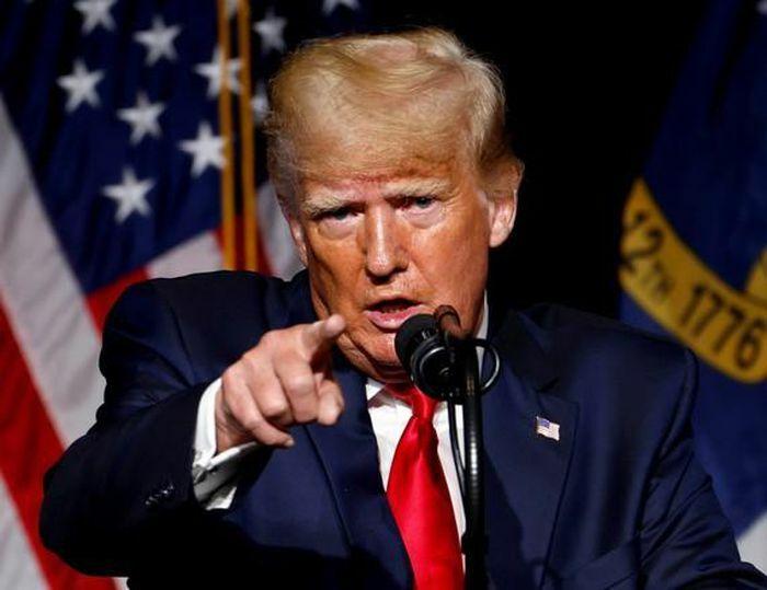 Ông Trump tiết lộ đang tiến hành ''một dự án rất quan trọng'' - ảnh 1