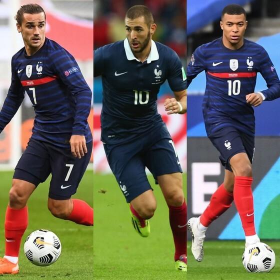 Arsene Wenger: Pháp là ứng viên tuyệt đối ở EURO 2020