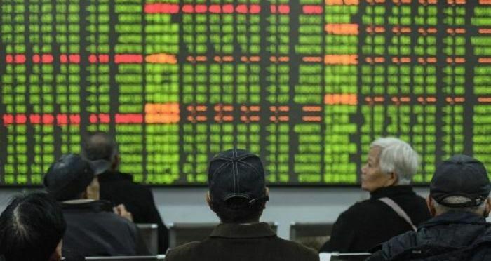 Chứng khoán Trung Quốc ''xanh sàn'' khi chỉ số giá sản xuất bật tăng - ảnh 1