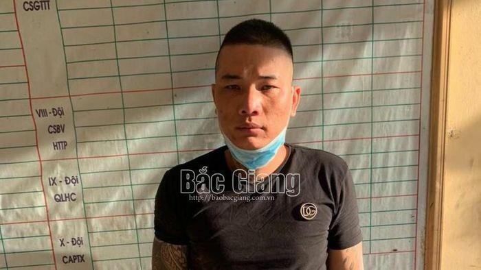 Việt Yên: Tạm giữ đối tượng đâm trọng thương một phụ nữ tại phòng trọ