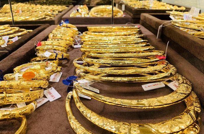Cuối tuần, giá vàng trong nước tiếp tục tăng - ảnh 1