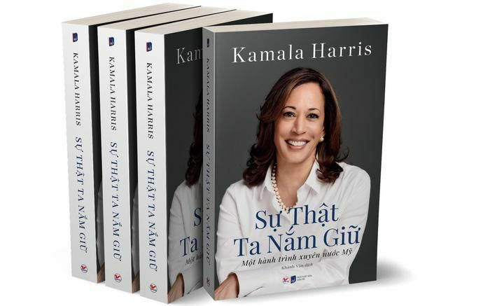 Hồi ức cuộc đời của Phó Tổng thống Mỹ Kamala Harris - ảnh 1