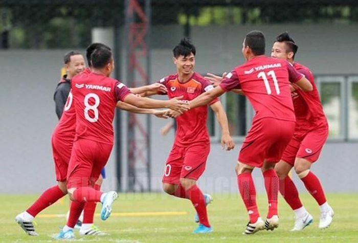 ''Tuyển Việt Nam đang có 99,20% cơ hội đi tiếp VL World Cup 2022'' - ảnh 1