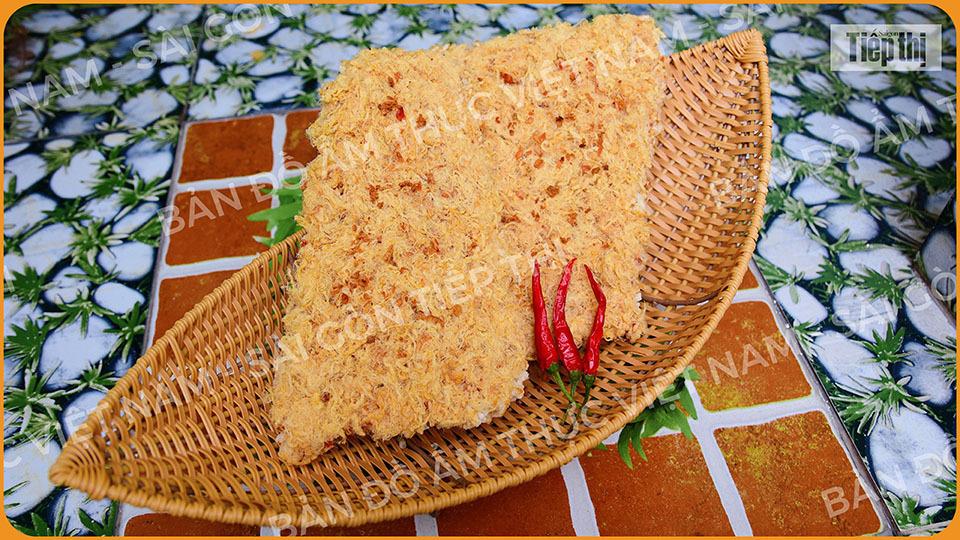 Cơm cháy Ninh Bình, món quà quê đất Cố đô Hoa Lư - ảnh 1