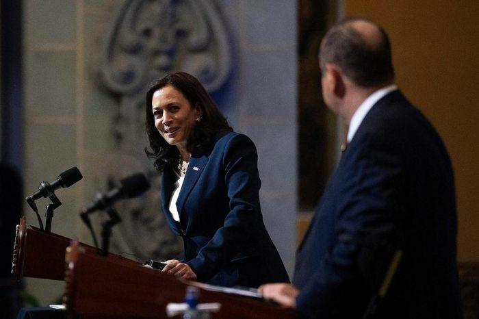 Phó tổng thống Harris: Người nhập cư trái phép ''đừng tới Mỹ nữa'' - ảnh 1