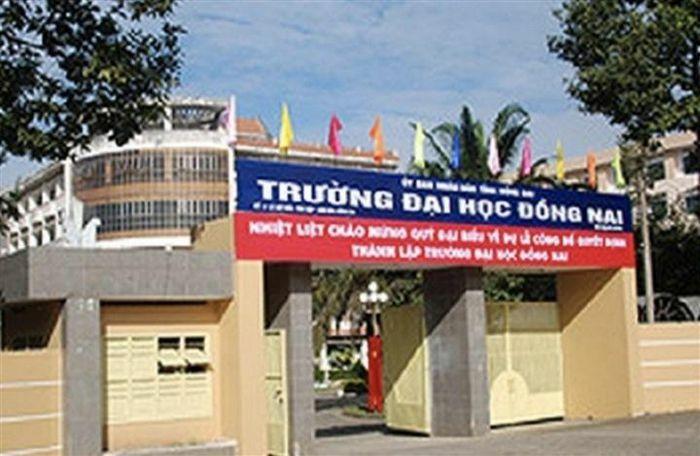Thu chi sai hơn 63 tỷ đồng, Hiệu trưởng Trường ĐH Đồng Nai bị cách chức - ảnh 1