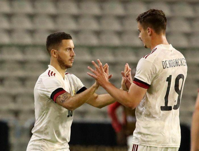 Áp lực cho Hazard, De Bruyne và đồng đội ở Euro 2020 - ảnh 1