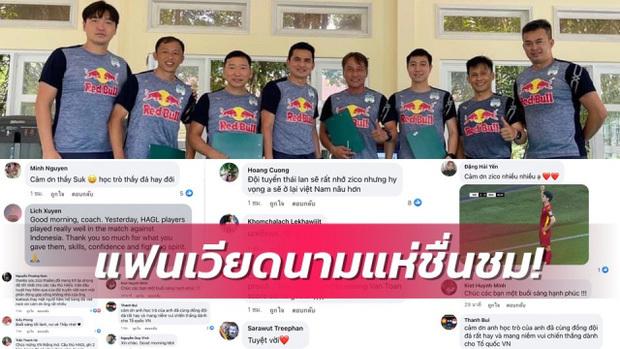 Fan Việt cảm ơn Kiatisuk - ảnh 1