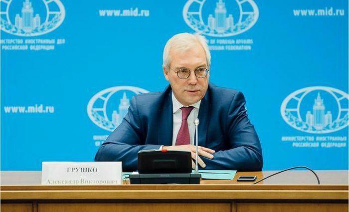 Thứ trưởng Nga: Ukraine tìm cách duy trì lệnh trừng phạt của phương Tây với Moscow