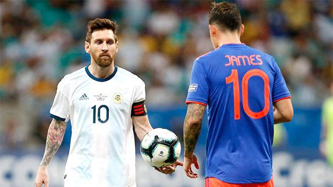 Colombia vs Argentina: Trận derby của những người ruồng bỏ Copa - ảnh 1