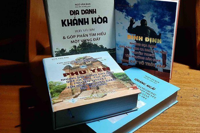 Ra mắt sách về Phú Yên - ảnh 1
