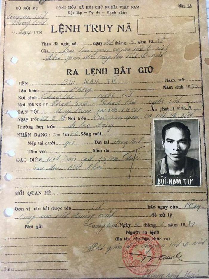 Quảng Ninh: Bắt giữ đối tượng sau 34 năm trốn truy nã - ảnh 1