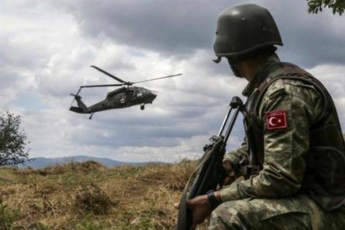 Thổ chuẩn bị tuyên bố chủ quyền với miền Bắc Syria?