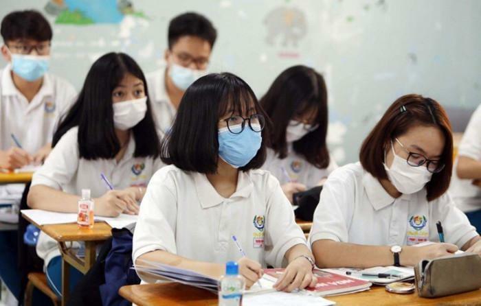 Đáp án đề thi tuyển sinh lớp 10 môn Toán tỉnh Hậu Giang năm 2021 - ảnh 1
