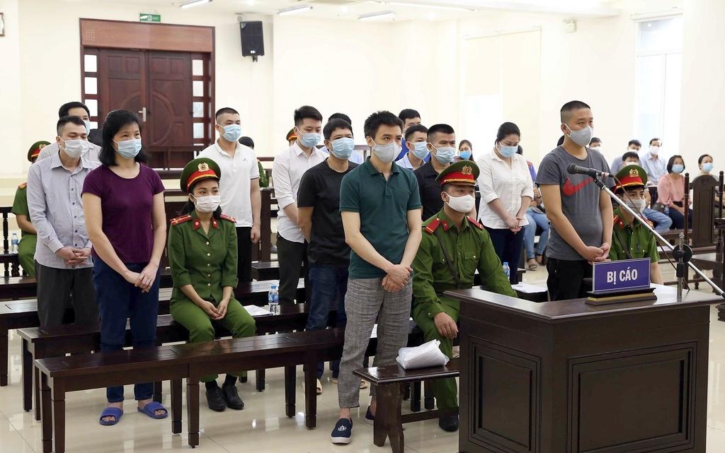 11 bị cáo trong đại án Nhật Cường xin giảm nhẹ hình phạt - ảnh 1