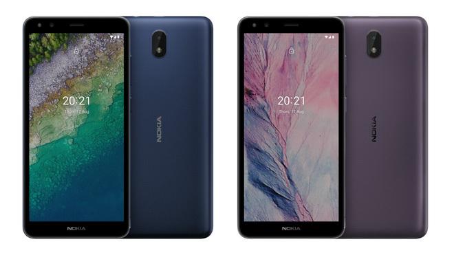 Nokia C01 Plus ra mắt với giá bán siêu rẻ, chạy Android 11 Go - ảnh 1