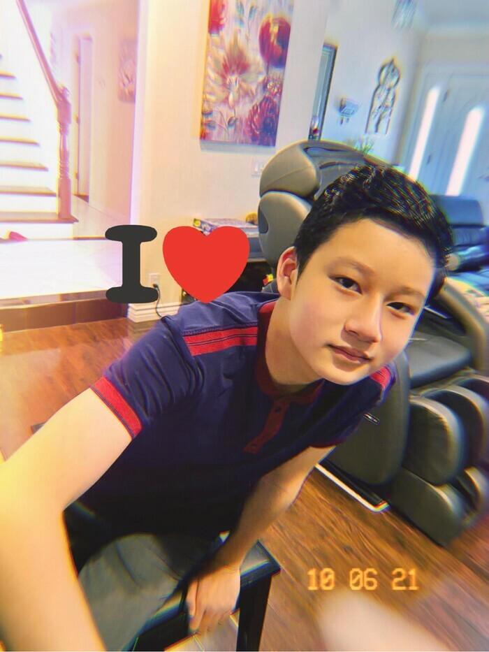 Con trai Jennifer Phạm – Bảo Nam phổng phao ở tuổi 14, ai cũng khen quá đẹp trai