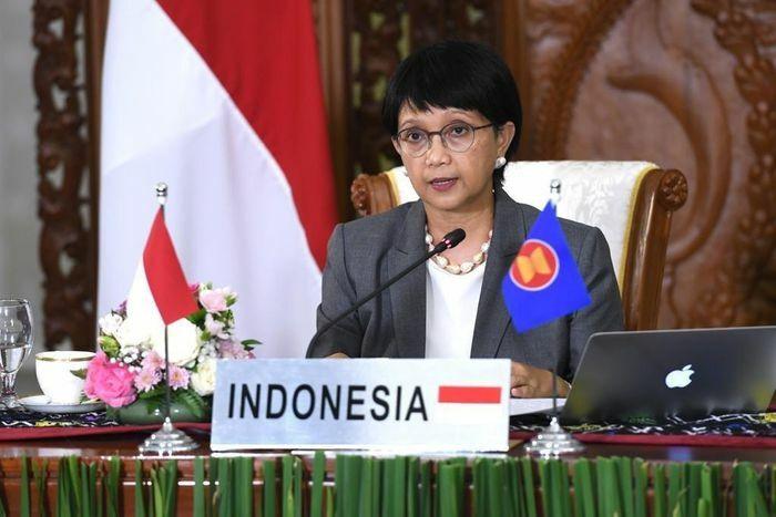 Ngoại trưởng Indonesia: Vấn đề Biển Đông là phép thử cho mối quan hệ ASEAN-Trung Quốc - ảnh 1