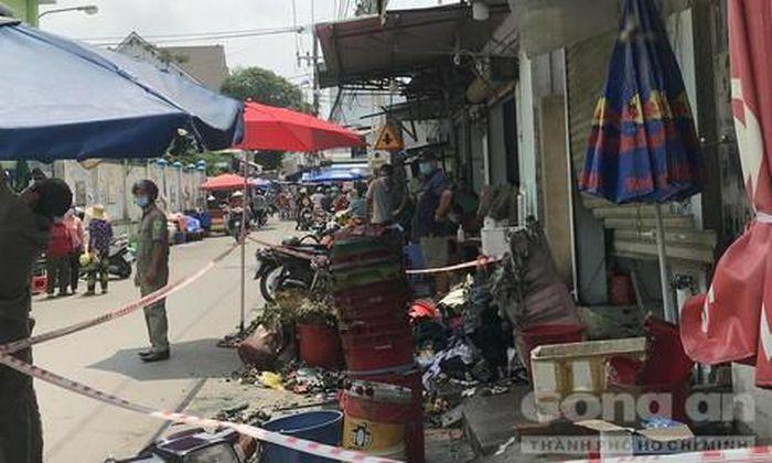 Vụ đốt cửa hàng bán hoa ở TP.Thủ Đức khiến cặp vợ chồng nguy kịch: Tạm giữ 1 nghi can