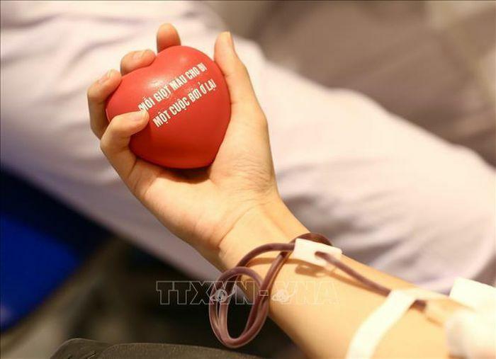 Lùi thời gian tổ chức các hoạt động tôn vinh người hiến máu tiêu biểu toàn quốc - ảnh 1