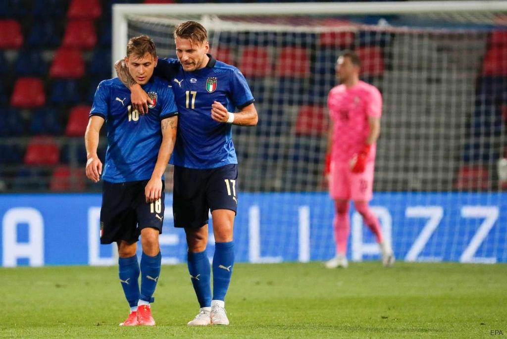 Italy vs Thổ Nhĩ Kỳ: Azzurri phải thắng để khẳng định vị thế - ảnh 1