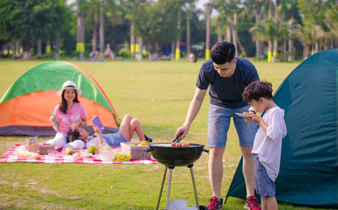 Tư vấn du lịch: Những điều cần lưu ý khi đưa trẻ đi dã ngoại - ảnh 1