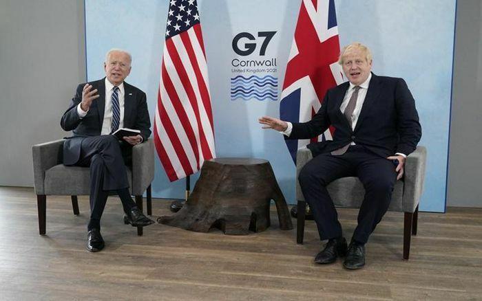 Mỹ và Anh tái khẳng định cam kết đối với thỏa thuận hòa bình Bắc Ireland - ảnh 1